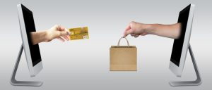 Shopping online with credit cards can lead to high utilization and debt, which can affect your tradelines
