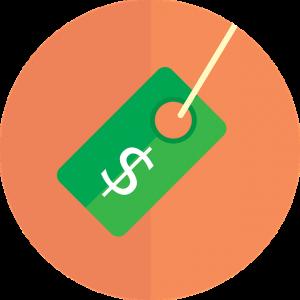 Tradeline price tag