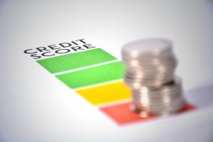 Credit scores and tradelines
