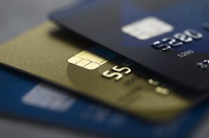 FICO high score achievers have an average of seven credit cards on their credit reports. Hloom on Flickr