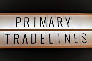 Primary tradelines