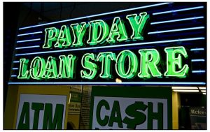 Those with bad credit might turn to payday loans, which can come with interest rates of up to 400%.