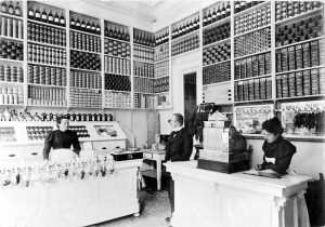Equifax was started by a grocery store owner as Retail Credit Company.
