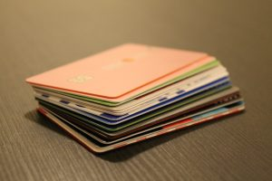 The number of Individual cards with high utilization tends to outweigh the overall utilization ratio.