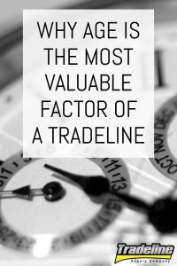 Why Age Is the Most Valuable Factor of a Tradeline: Tradeline renting can affect several age-related variables.