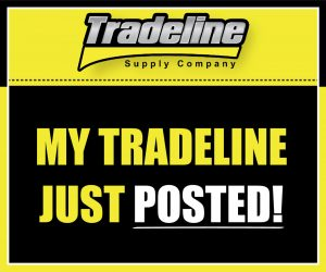 My Tradelines Just Posted! Share this image on social media and tag us when your tradelines post!