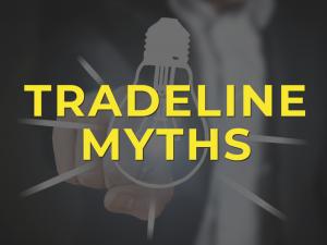 Tradeline Myths