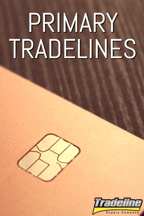 Primary Tradelines - Pinterest