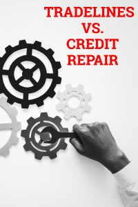 Tradelines vs. Credit Repair