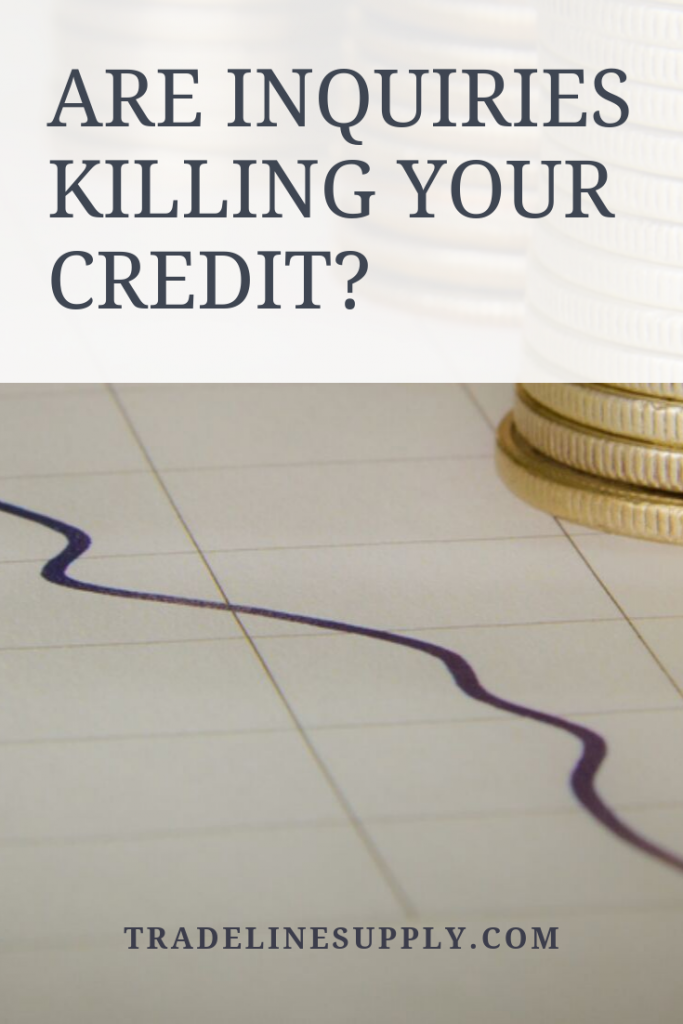 Are Inquiries Killing Your Credit? Pinterest