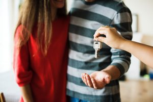 A landlord may do a soft credit check when evaluating your rental application.