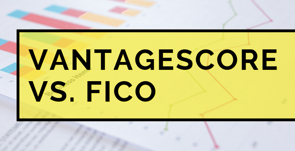 VantageScore vs. FICO Scores: What's the Difference?