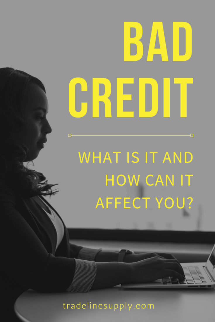 Bad Credit - Pinterest
