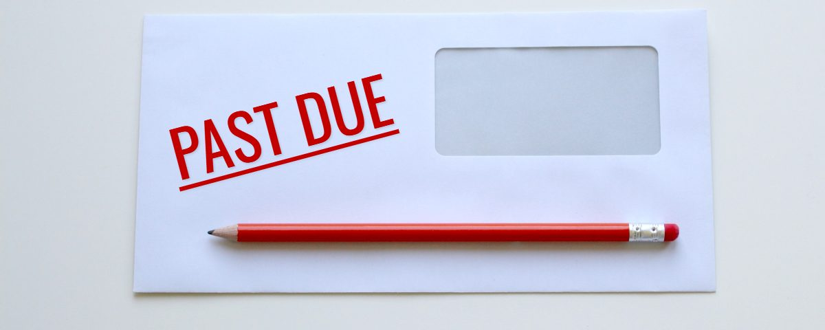 Late payments are a common contributor to bad credit.
