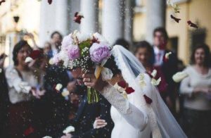 The average cost of a wedding in the U.S. is over $30,000, and many couples resort to taking out loans to pay for their nuptials.