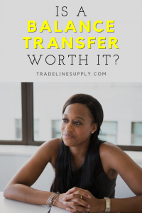 Is a Balance Transfer Worth It? - Pinterest