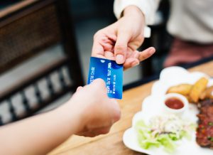 The most common example of a revolving account is a credit card.