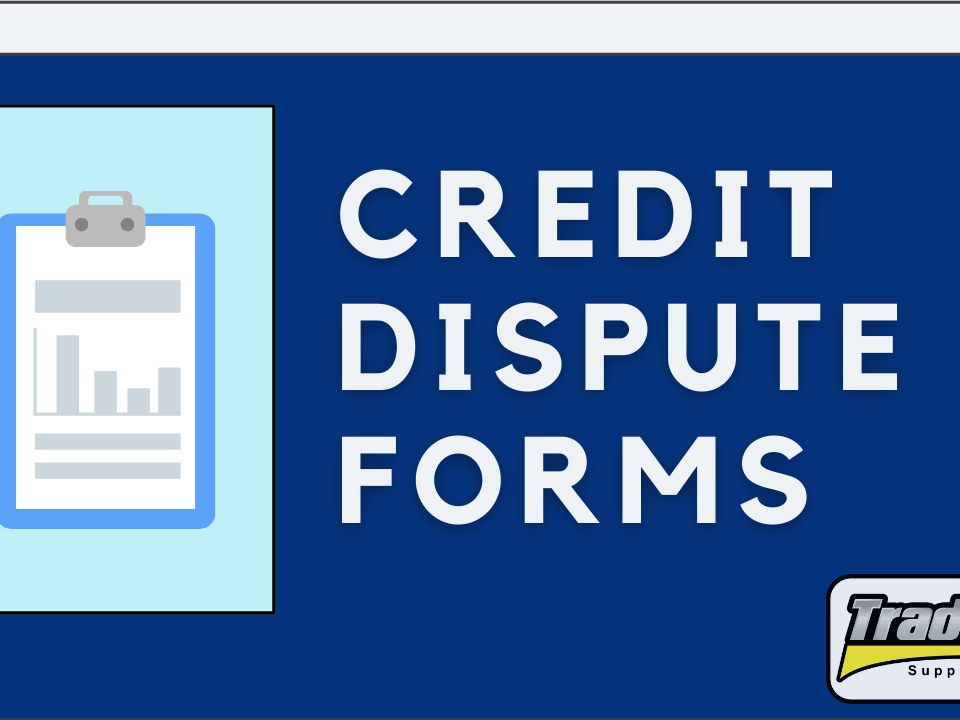 Credit Countdown: Credit Dispute Forms [video thumbnail]