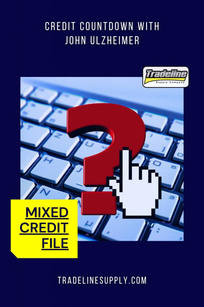 Pinterest - Mixed Credit File