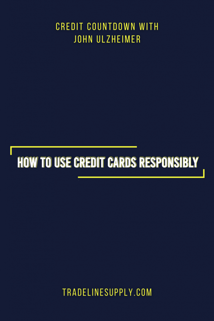 How to Use Credit Cards Responsibly Without Going Into Debt - Pinterest